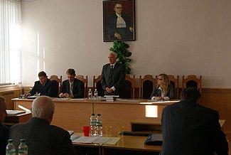 академік НАН України Юрій Сергійович Шемшученко
