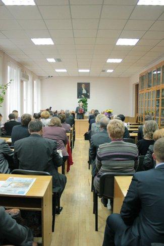 25 жовтня 2012 року відбулася презентація 2-го видання Великого енциклопедичного юридичного словника