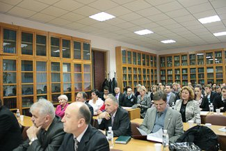 Урочиста презентація 2-го видання Великого енциклопедичного юридичного словника