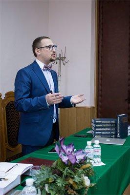 140-річчя професора Василя Синайського